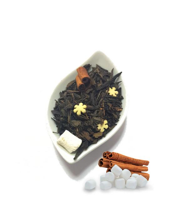 Zeleni čaj Marshmallow
