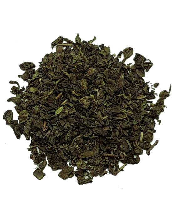 Zeleni čaj s mentom
