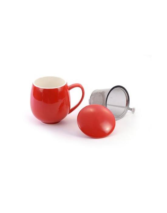 Šalica Zaara crvena