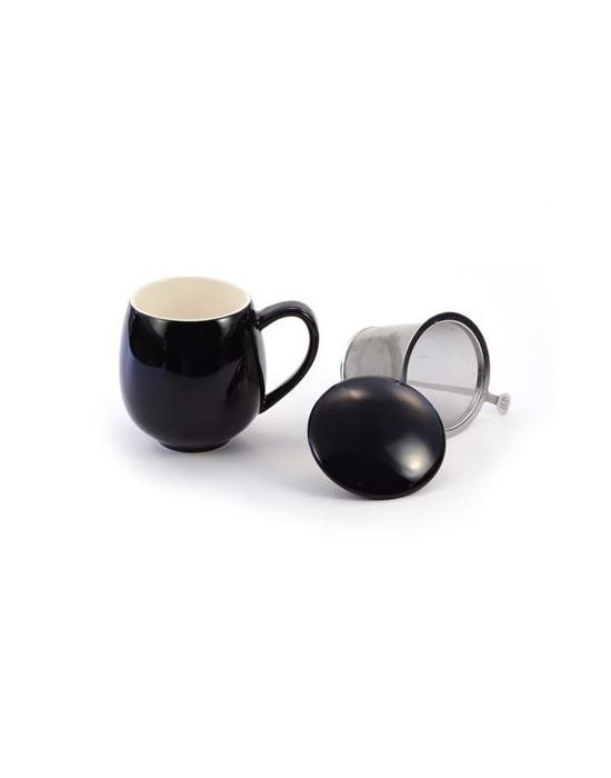 Šalica Zaara crna