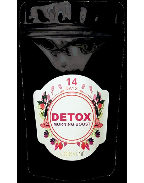 Detox Morning boost čaj za čišćenje