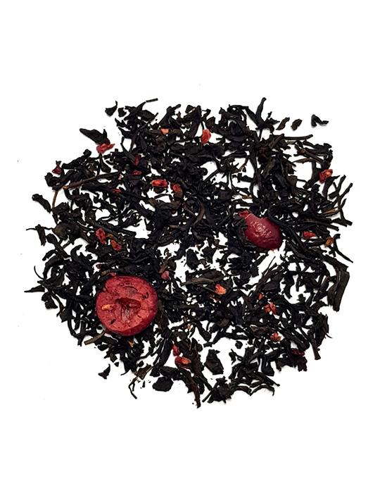 Crni čaj brusnica