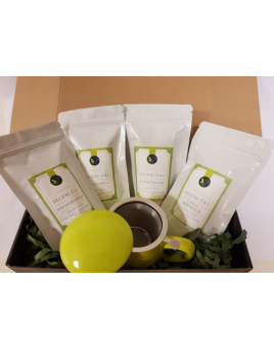 Tea box Zara