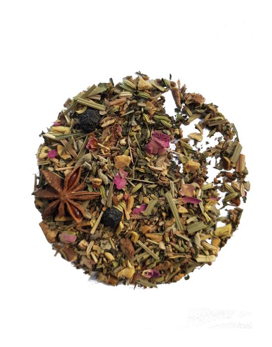 Đumbir aronija biljni čaj