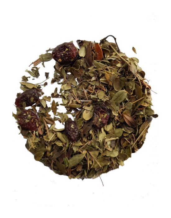 Brusnica čaj