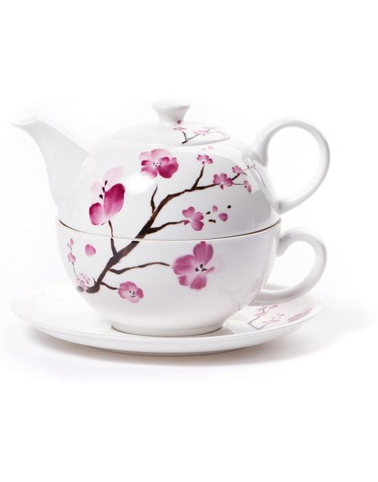 Set za čaj 3u1 Japanska trešnja