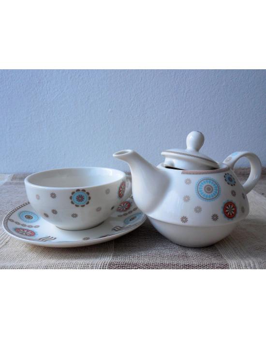 Set Tea for one Crete
