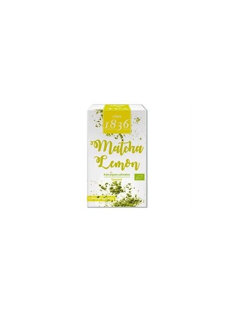 Matcha lemon BIO